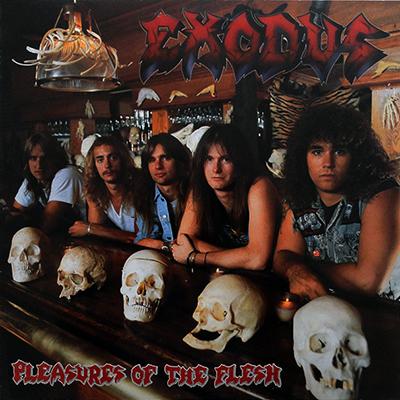 Pleasures of The Flesh LP
