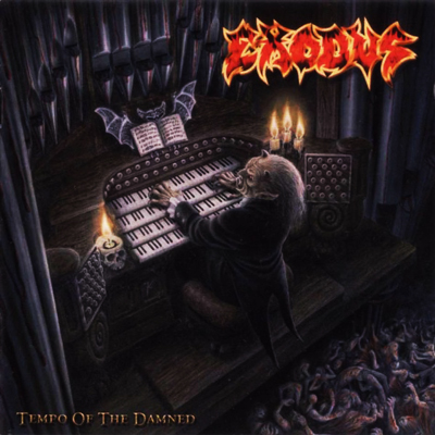 Tempo of The Damned CD