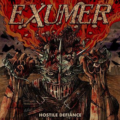 Hostile Defiance CD