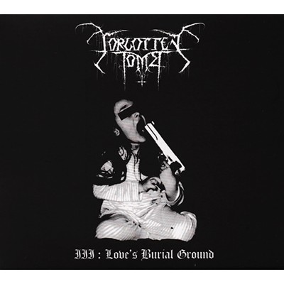Love's Burial Ground CD DIGI