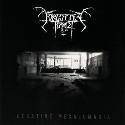 Negative Megalomania CD