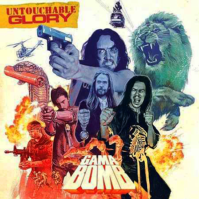 Untouchable Glory LP