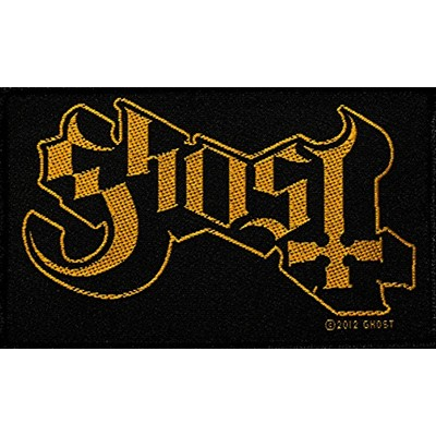 GHOST logo - PATCH