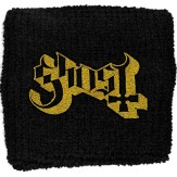 GHOST logo - WRISTBAND