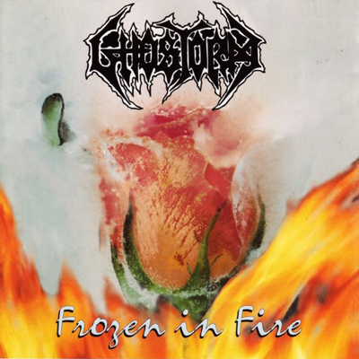 Frozen in Fire CD