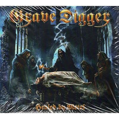 Healed by Metal CD DIGI