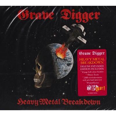 Heavy Metal Breakdown CD DIGI
