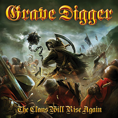 The Clans Will Rise Again CD