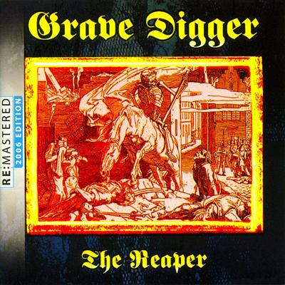 The Reaper CD
