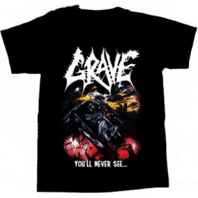 GRAVE You'll Never See... - TS