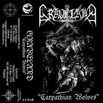 Carpathian Wolves MC