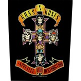 Appetite For Destruction - BACKPATCH