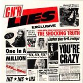 G N' R Lies CD