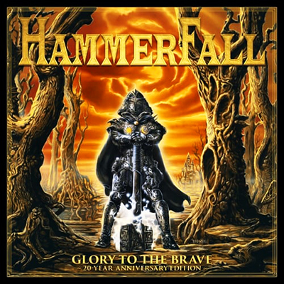 Glory To the Brave 2LP