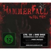 Infected CD+DVD DIGI
