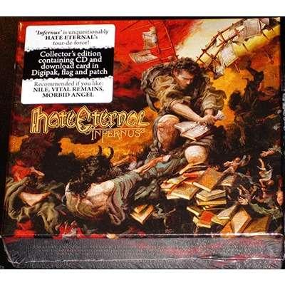 Infernus CD DIGIBOX