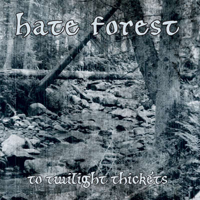 To Twilight Thickets CD