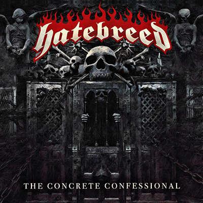 The Concrete Confessional CD