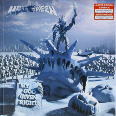 My God-Given Right 2CD EARBOOK
