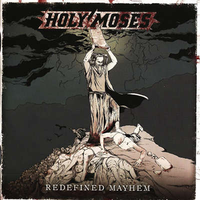 Redefined Mayhem CD
