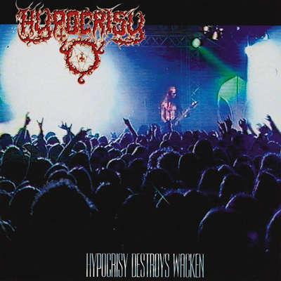 Hypocrisy Destroys Wacken CD+DVD