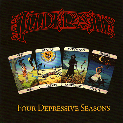 Four Depressive Seasons CD