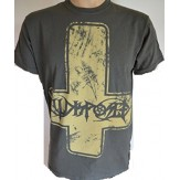 Inverted Cross [GREY] - TS