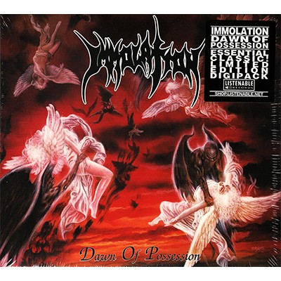 Dawn of Possession CD DIGI