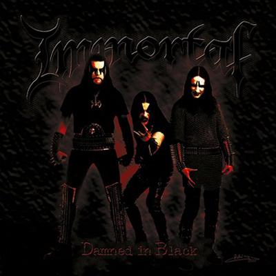 Damned In Black CD