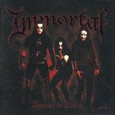 Damned In Black LP