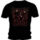 Damned In Black - TS