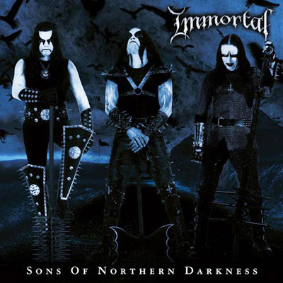 Sons of Northern Darkness CD