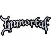 IMMORTAL logo [cut out] - PATCH
