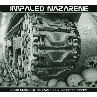 Death Comes in 26 Carefully Selected Pieces CD DIGI