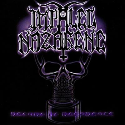 Decade of Decadence CD