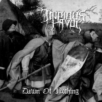 Dawn of Nothing CD
