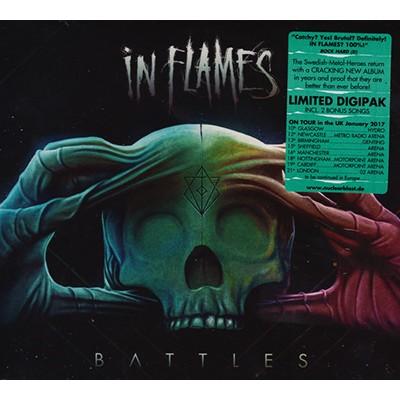 Battles CD DIGI