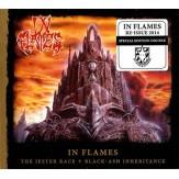 The Jester Race + Black-Ash Inheritance CD DIGI