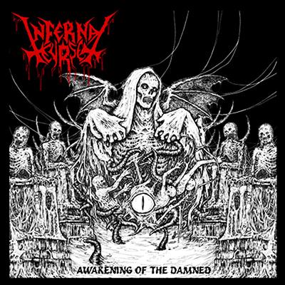 Awakening of The Damned LP