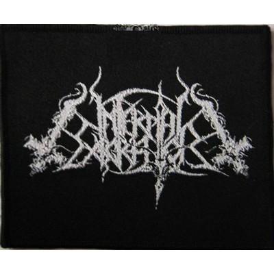 INFERNAL EXECRATOR logo - PATCH