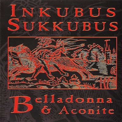 Belladonna & Aconite CD