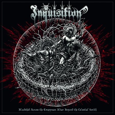 Bloodshed Across The Empyrean Altar Beyond The Celestial Zenith CD