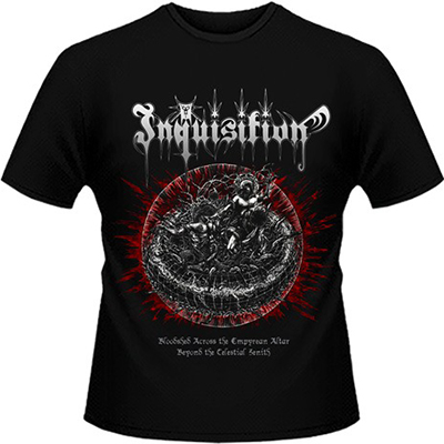 Bloodshed Across The Empyrean Altar Beyond The Celestial Zenith - TS