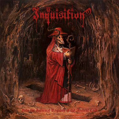 Into the Infernal Regions of the Ancient Cult CD