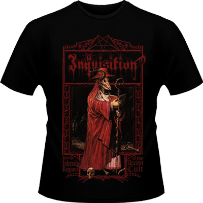 Into the Infernal Regions of the Ancient Cult - TS
