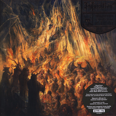 Magnificent Glorification of Lucifer 2LP