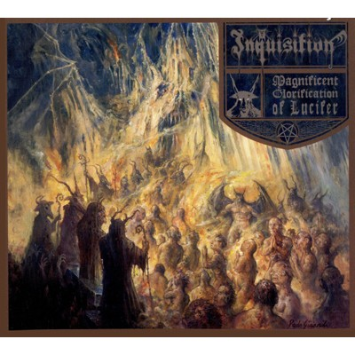 Magnificent Glorification of Lucifer CD DIGI