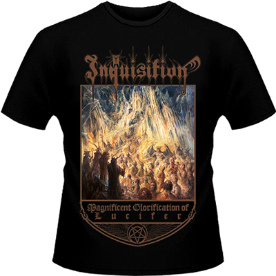 Magnificent Glorification of Lucifer - TS