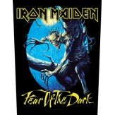 Fear of The Dark - BACKPATCH