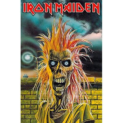 Iron Maiden - FLAG